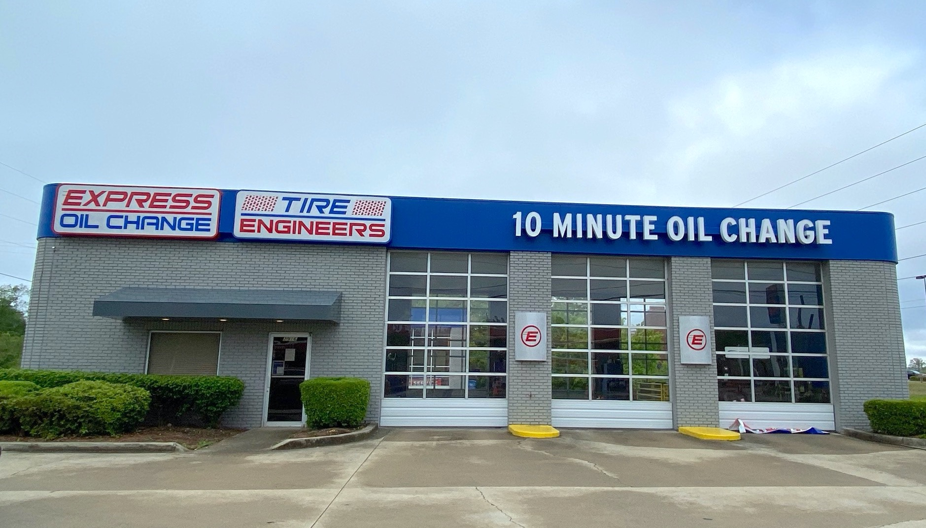 Express Oil Change & Tire Engineers at Bessemer, AL - Morgan Road store