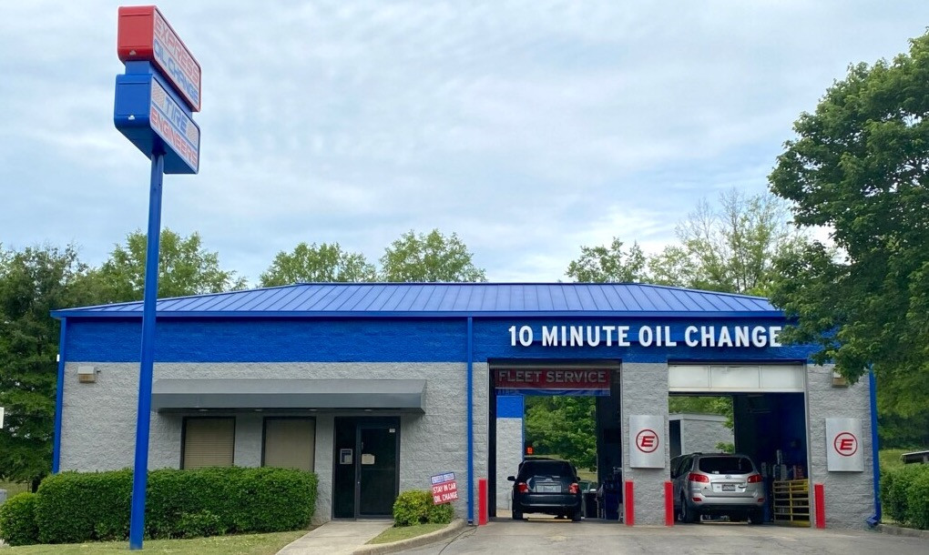 Express Oil Change & Tire Engineers Birmingham, AL - Wildwood store