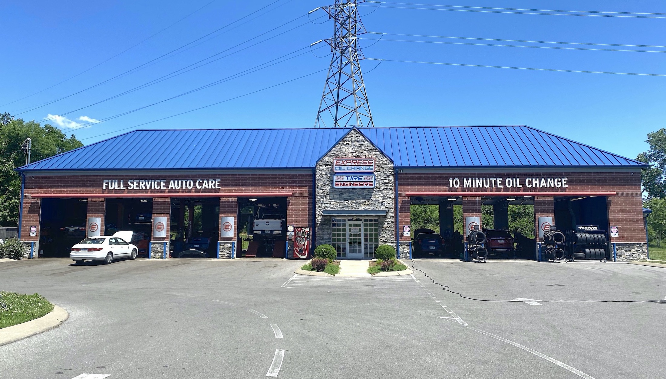 Express Oil Change & Tire Engineers at Nashville, TN - Nolensville Pike store