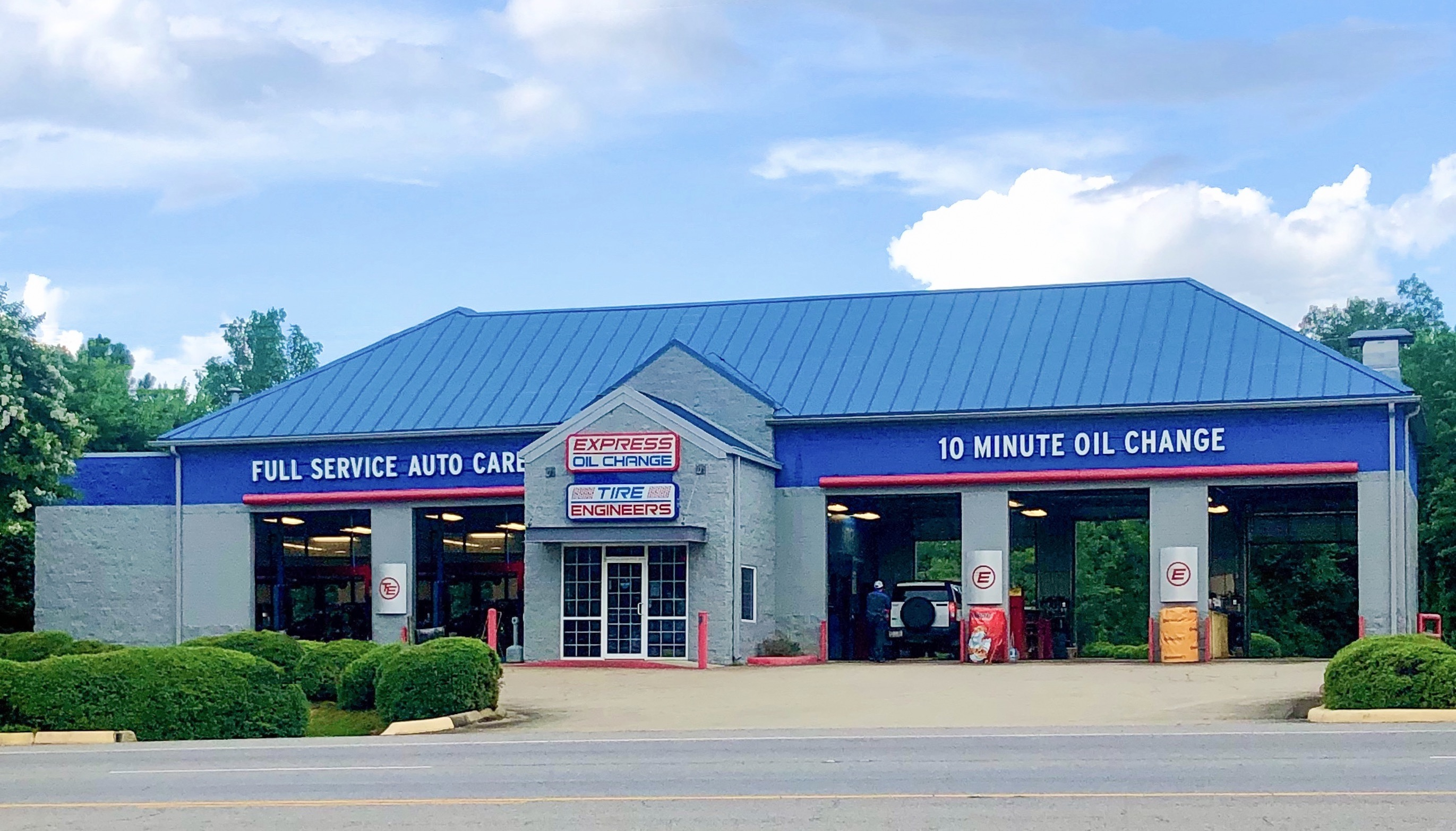 Express Oil Change & Tire Engineers at Pell City, AL - Pell City Marketplace store