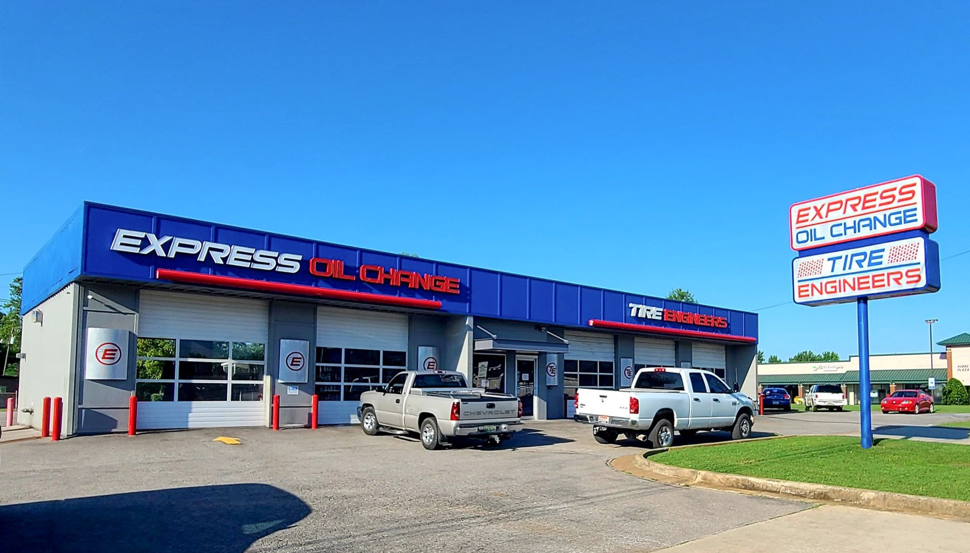 Express Oil Change & Tire Engineers Athens, AL - West store