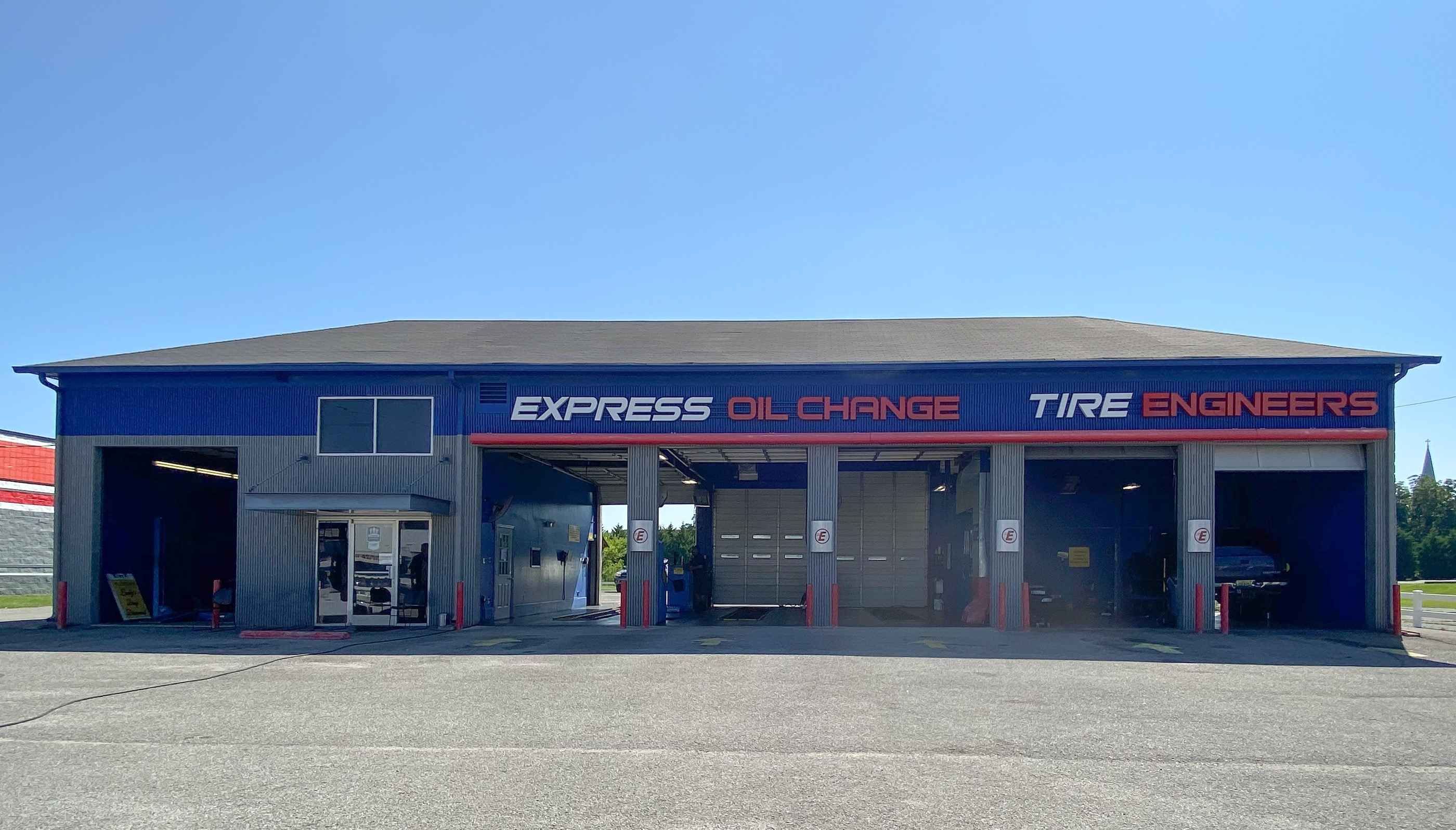Express Oil Change & Tire Engineers Cullman, AL - Midtown store