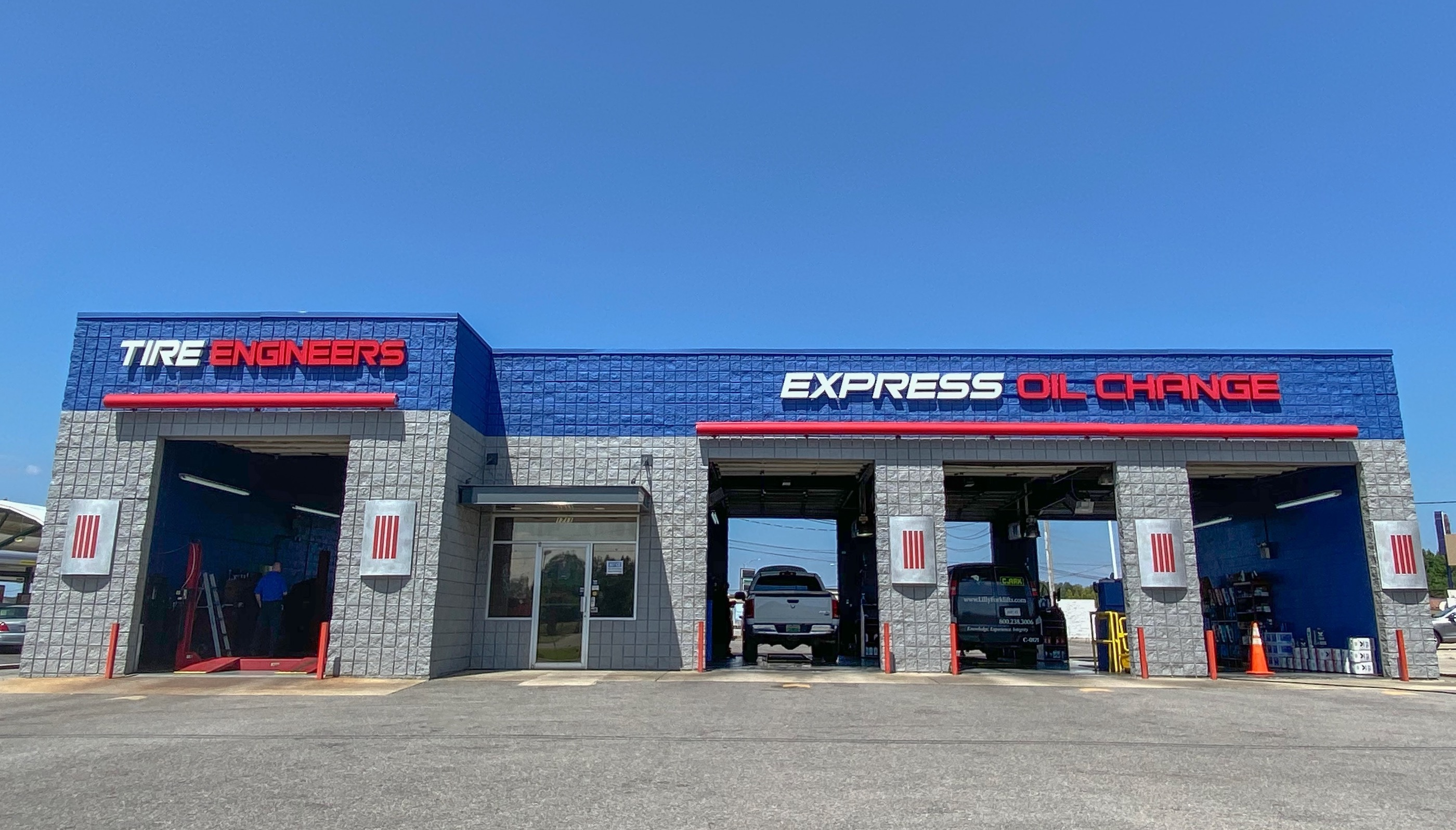Express Oil Change & Tire Engineers Cullman, AL - South store