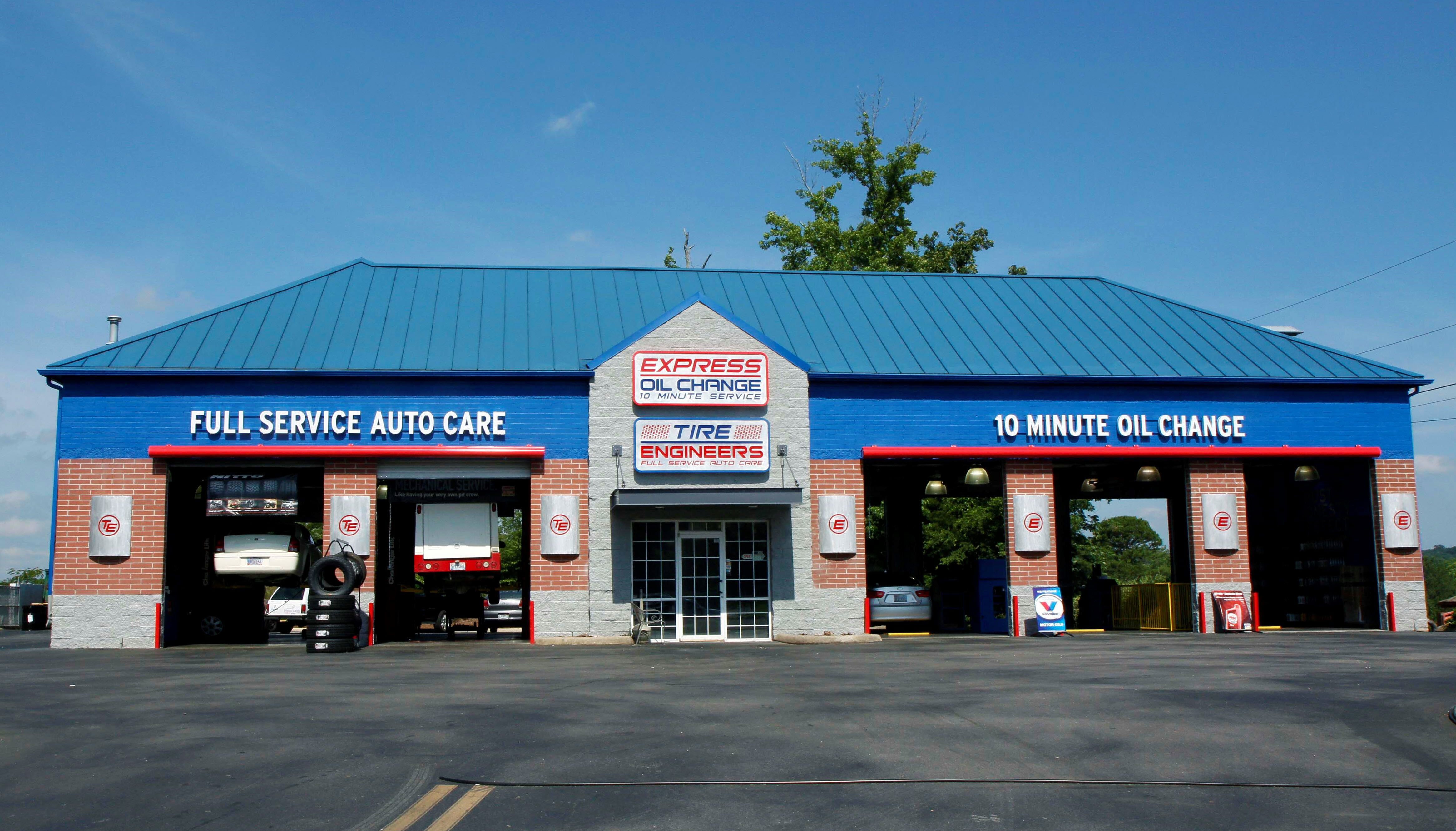 Express Oil Change & Tire Engineers at Leeds, AL store