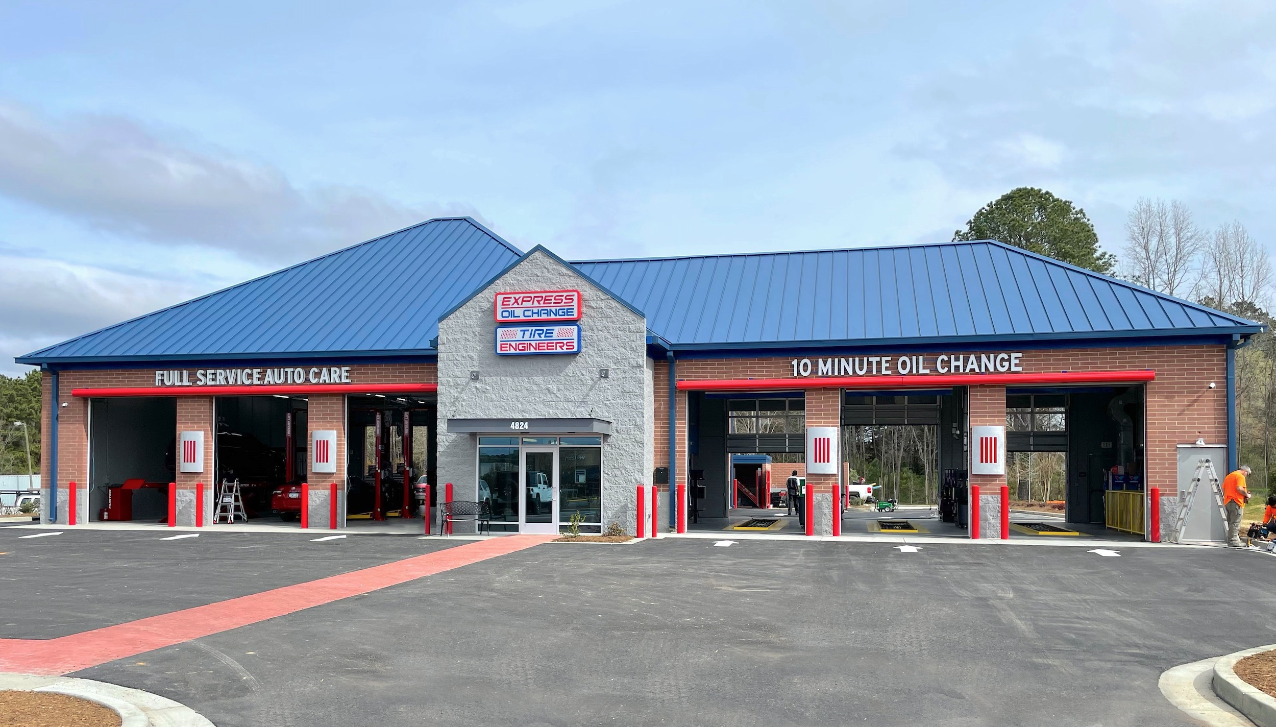 Express Oil Change & Tire Engineers at Rock Hill, SC - Rock Hill Crossing store