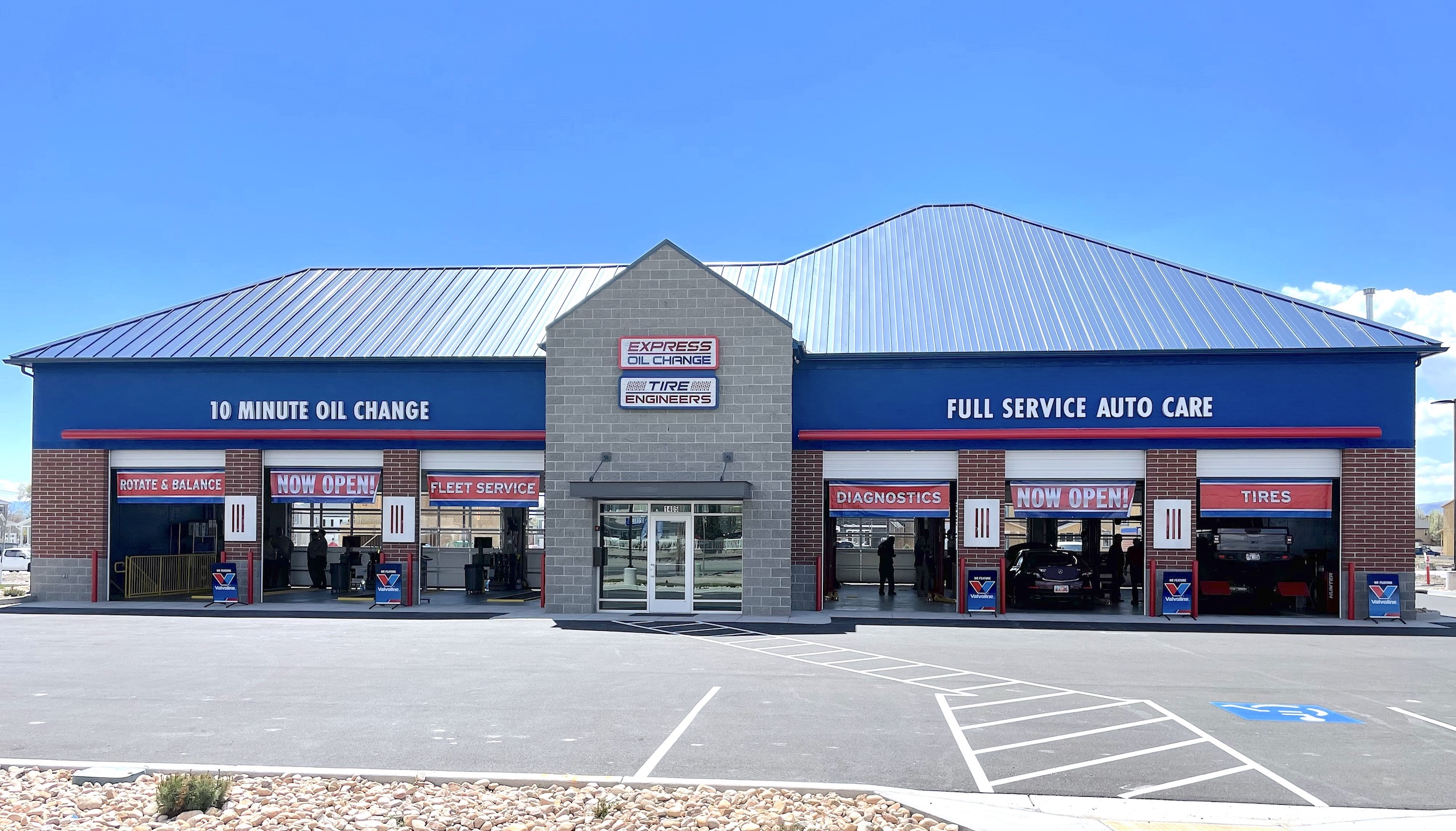 Express Oil Change & Tire Engineers at Pleasant Grove, UT - Pleasant Grove store