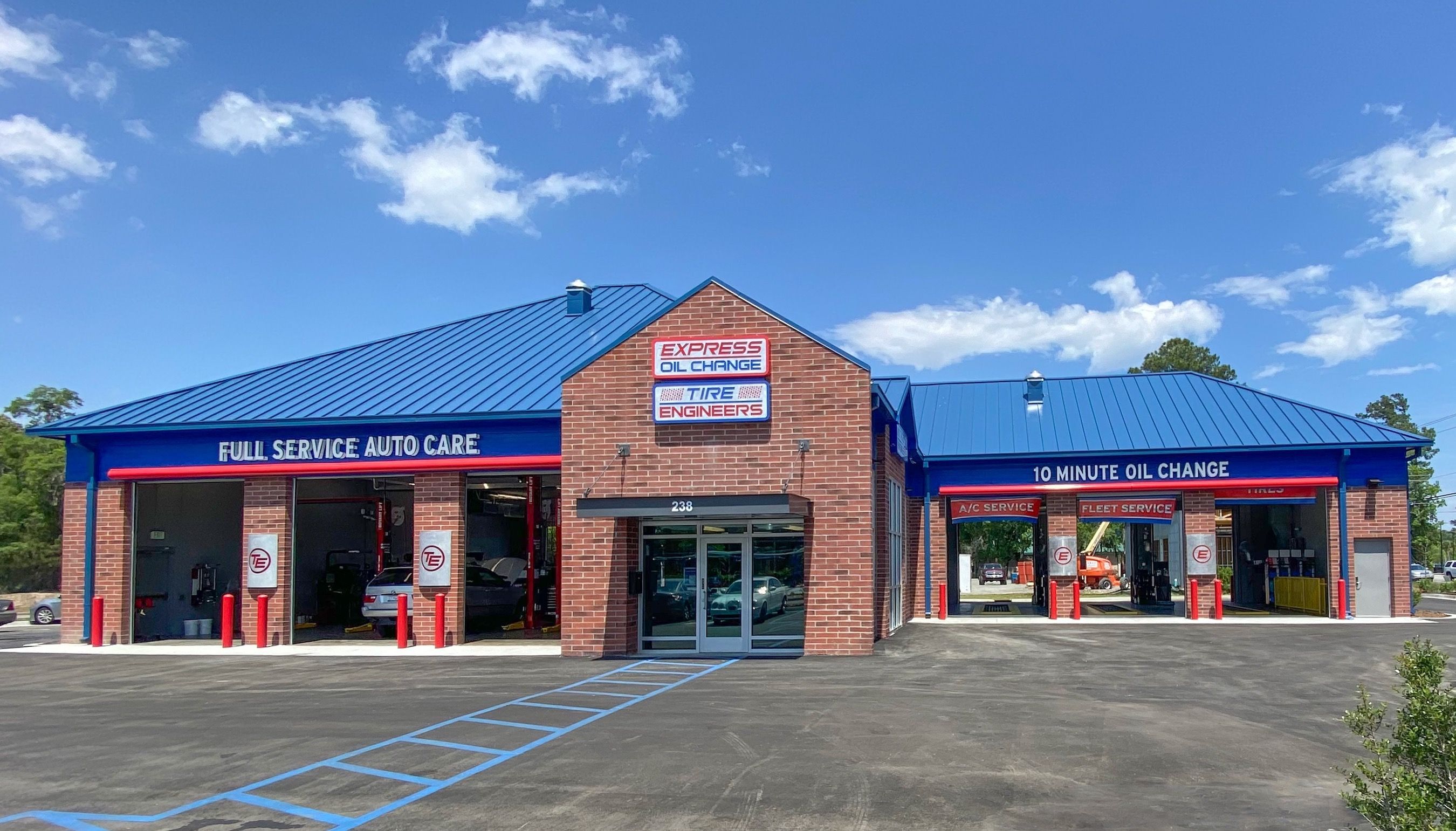 Express Oil Change & Tire Engineers at Beaufort, SC - Robert Smalls Parkway store
