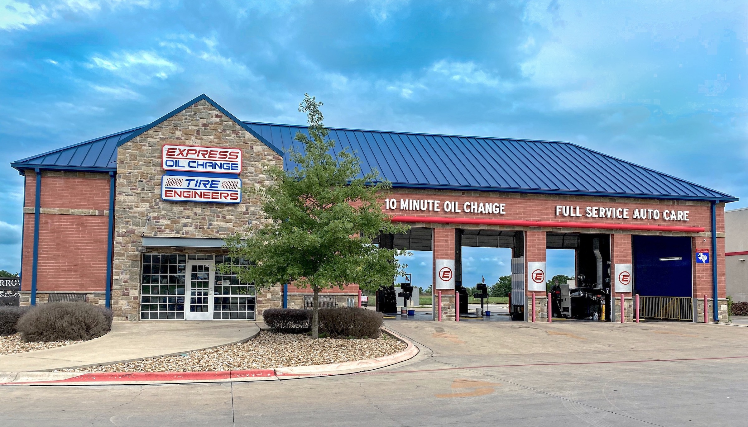 Express Oil Change & Tire Engineers at Pflugerville, TX store