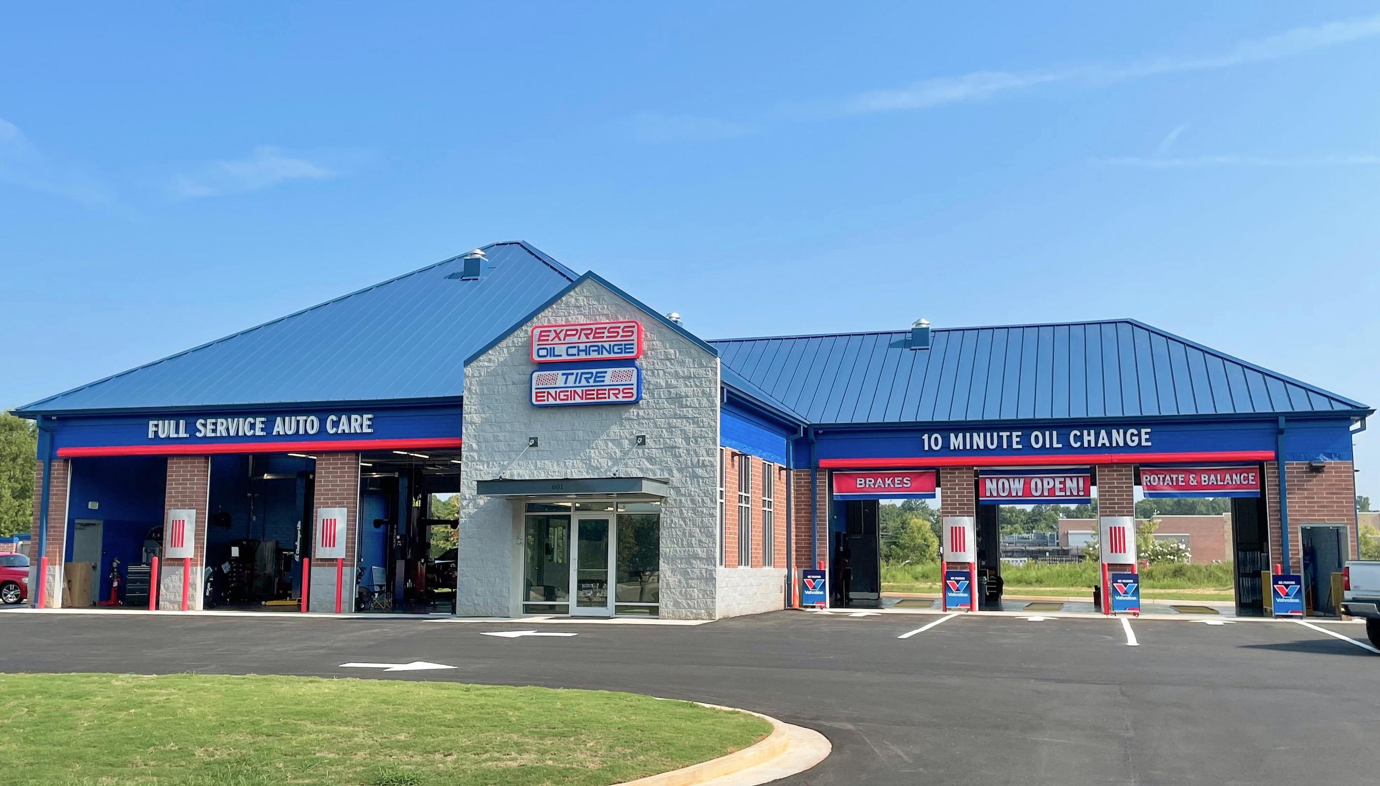 Express Oil Change & Tire Engineers at Locust Grove, GA - Locust Grove store