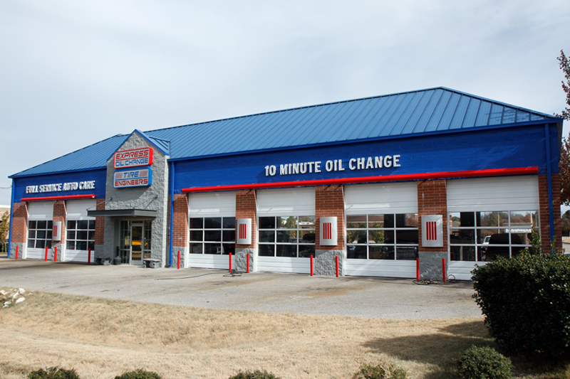 Express Oil Change & Tire Engineers Cordova, TN store