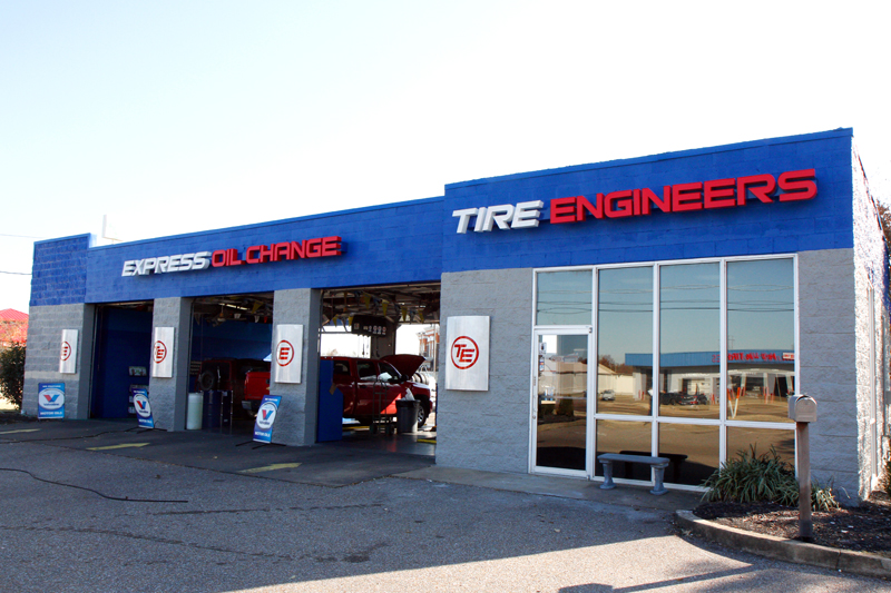 Express Oil Change & Tire Engineers Horn Lake, MS store