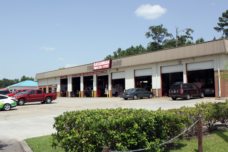 Tires mechanic richmond hill ga 31324 savannah tire for Savannah motors richmond va