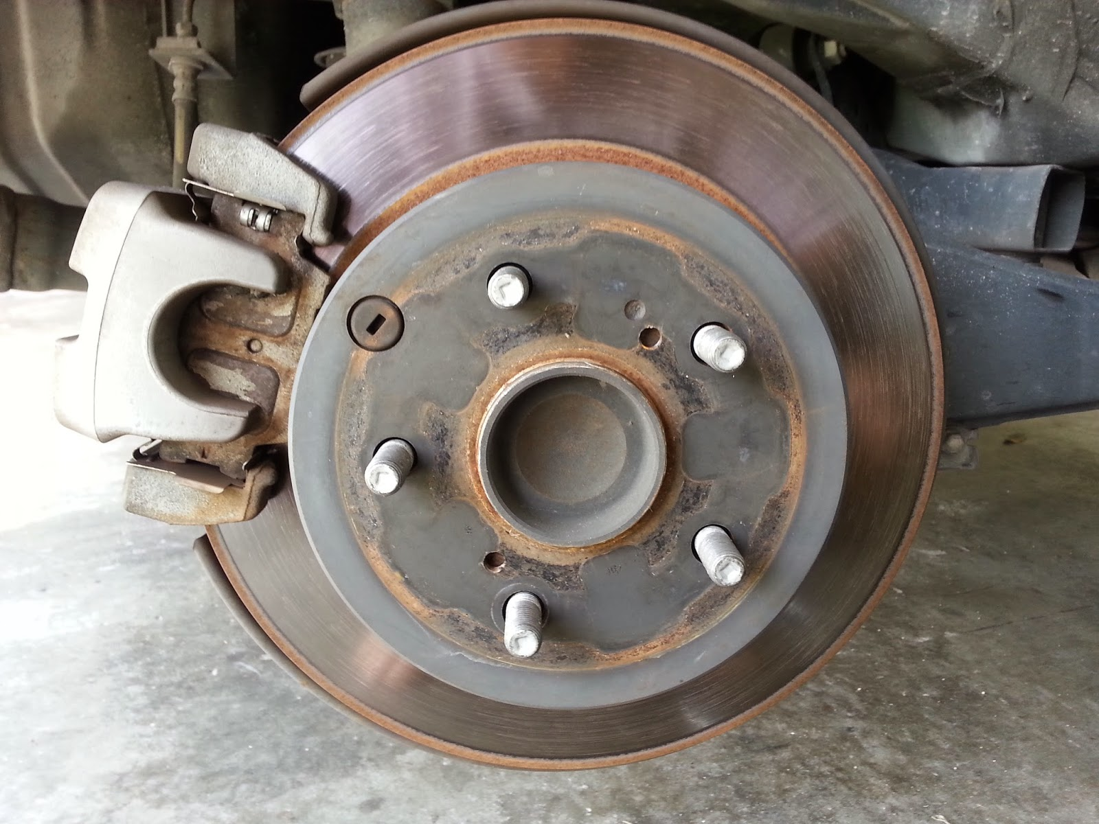 411 On Your Vehicle S Brake Rotors Car Care Tips