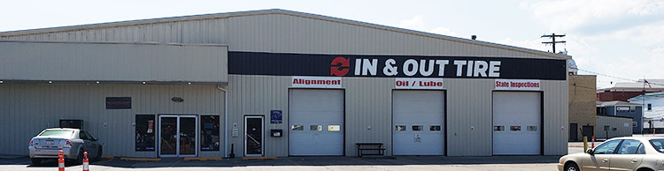 In & Out Tire - Buckhannon