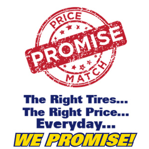 The Right Tires... The Right Price... Everyday