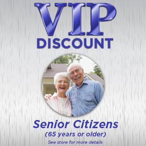 VIP Discount Seniors