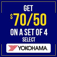 Yokohama Fall 2021 Rebate