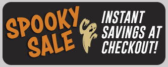 Spooky Sale $40 off Uniroyal Tires!