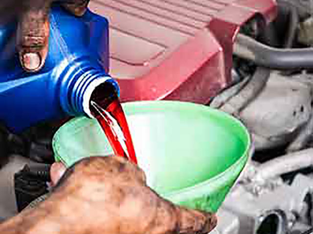 Know when to change your transmission fluid.