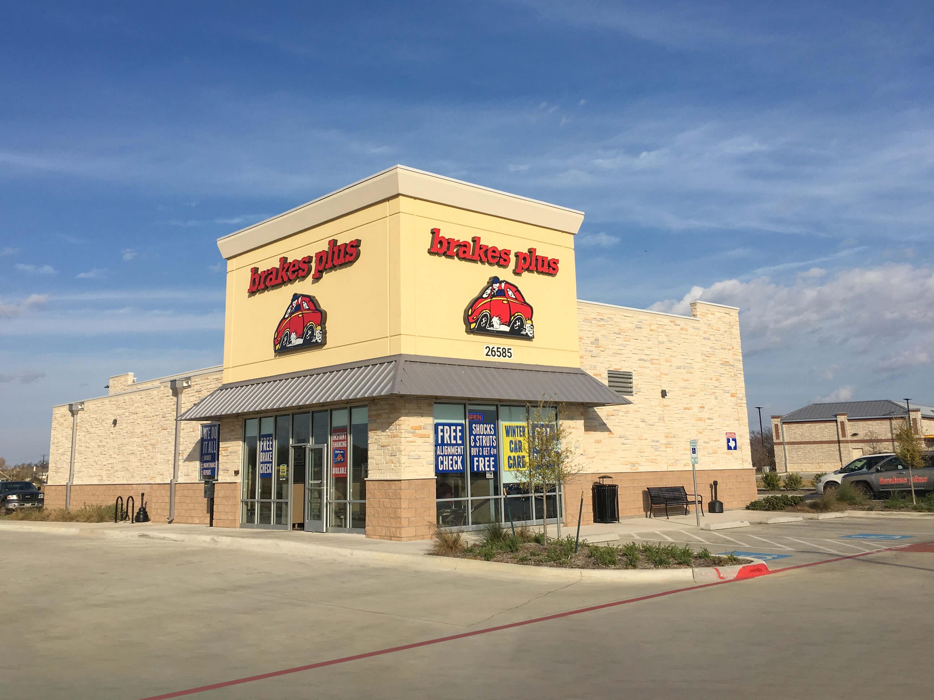 Brakes Plus at Aubrey, TX - Providence