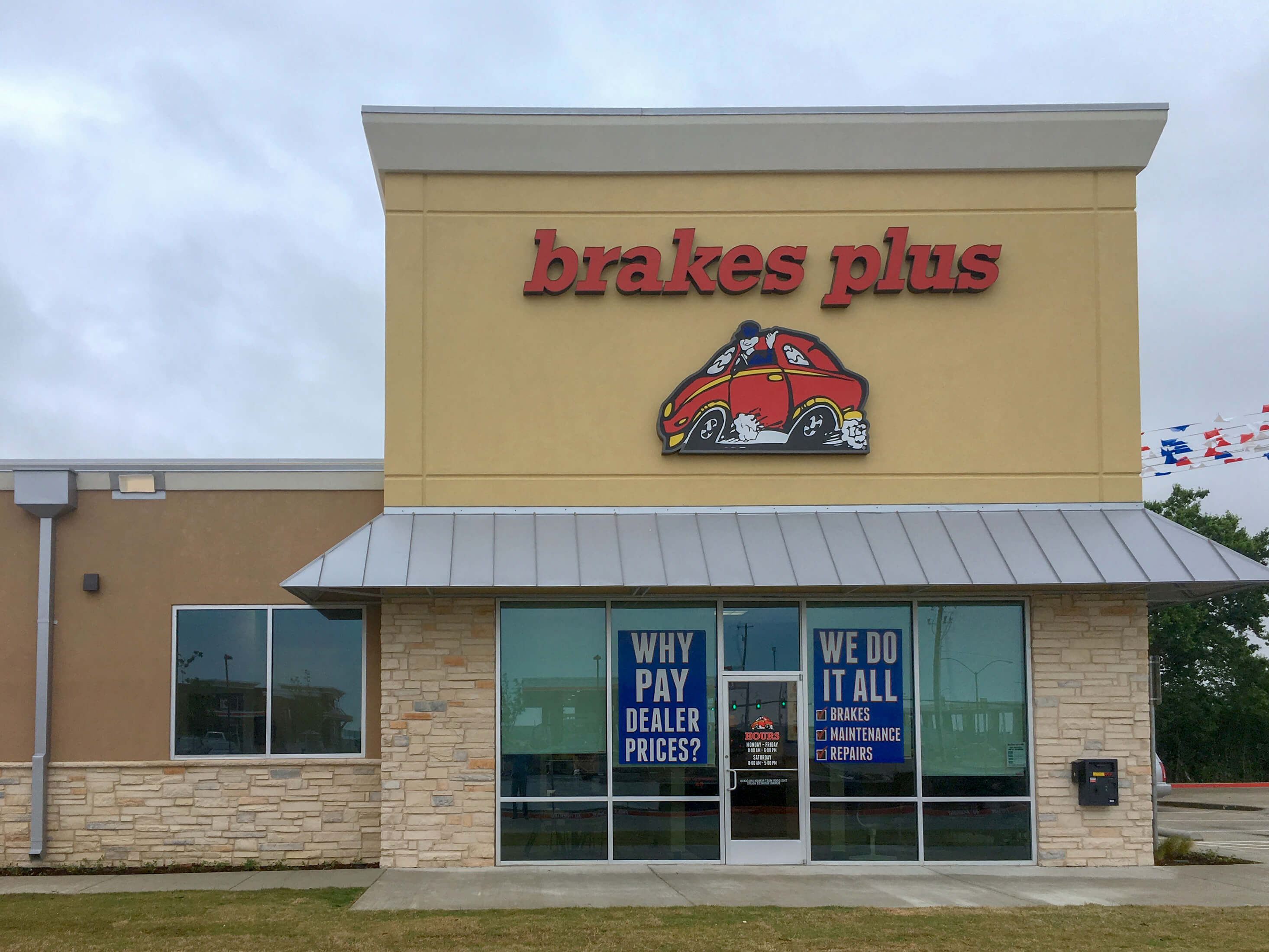Brakes Plus at Fort Worth, TX - Golden Triangle