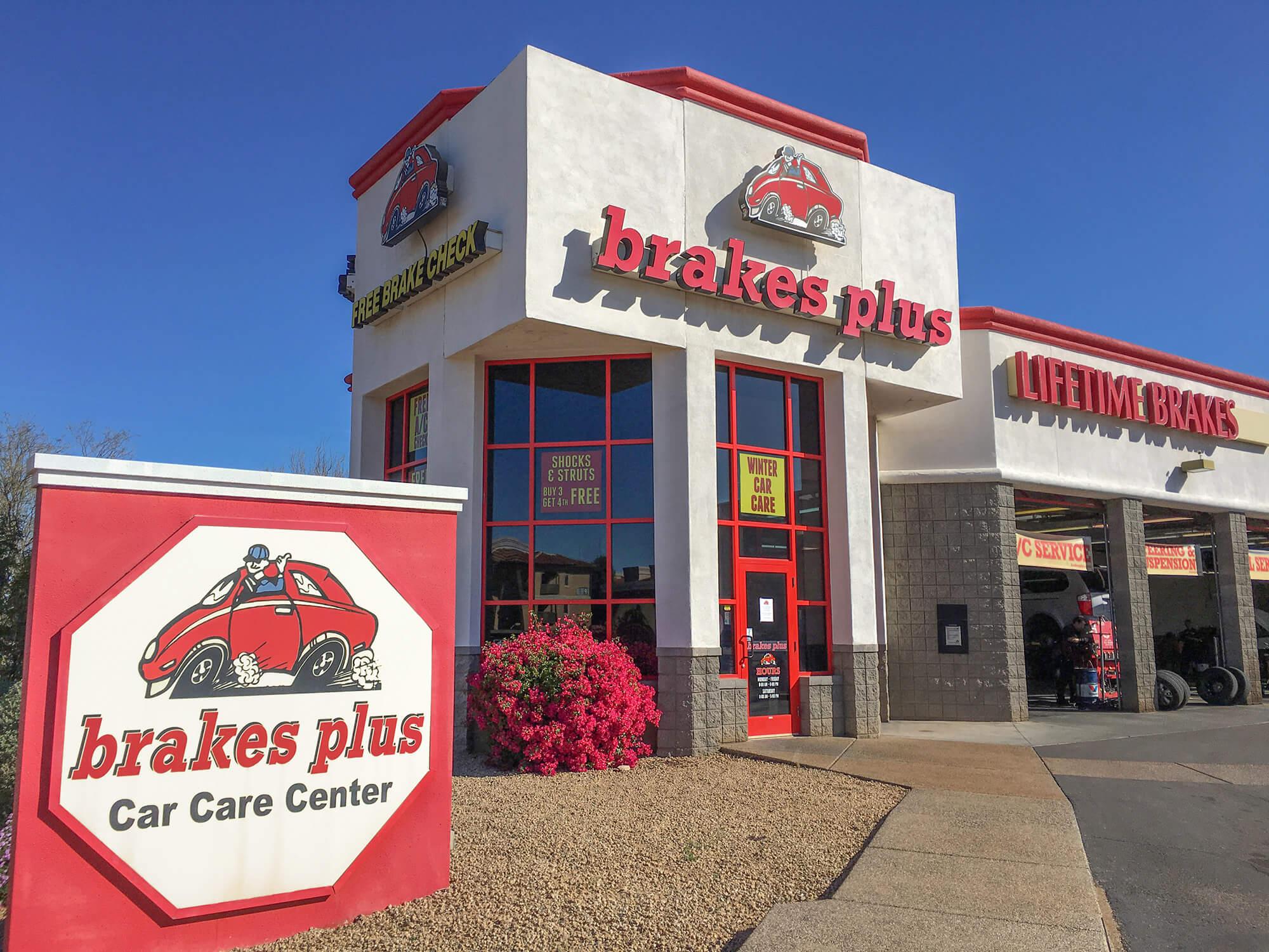 Brakes Plus at Phoenix, AZ - Paradise Valley