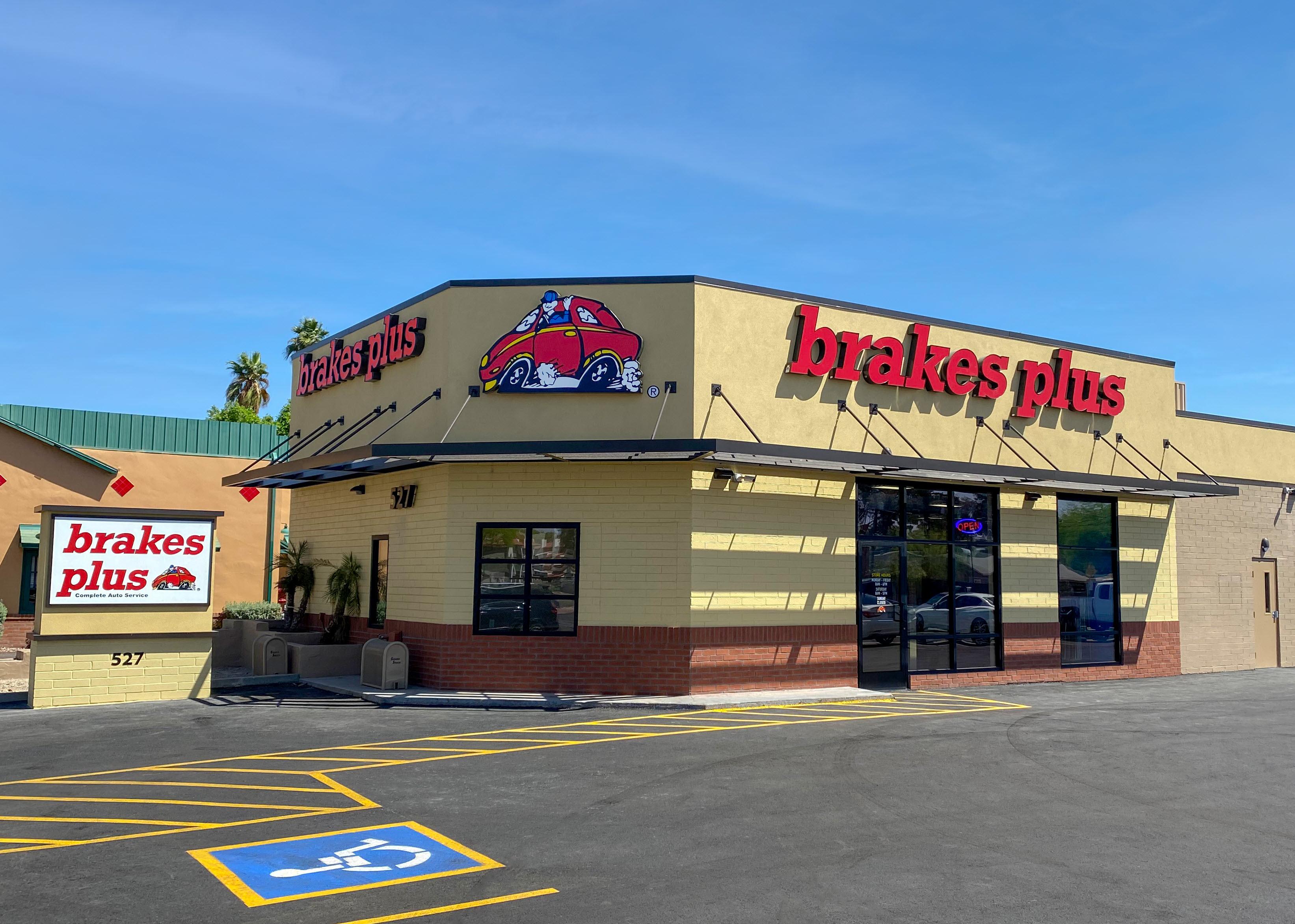 Brakes Plus at Tempe, AZ - Mitchell Park