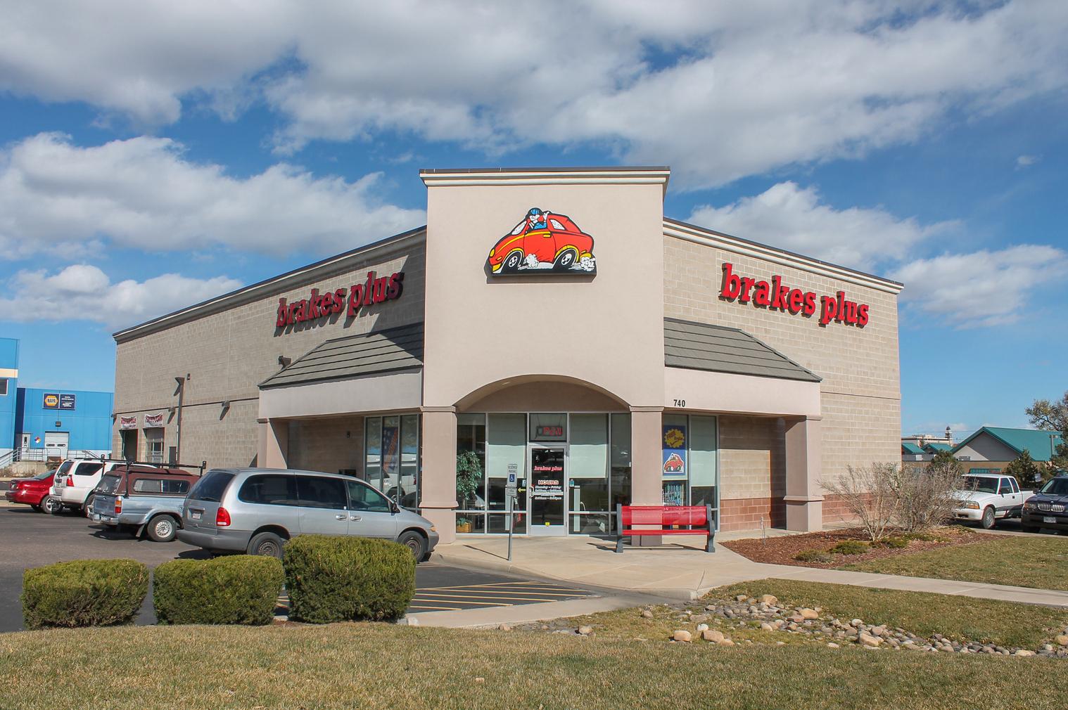 Brakes Plus at Colorado Springs, CO - Broadmoor