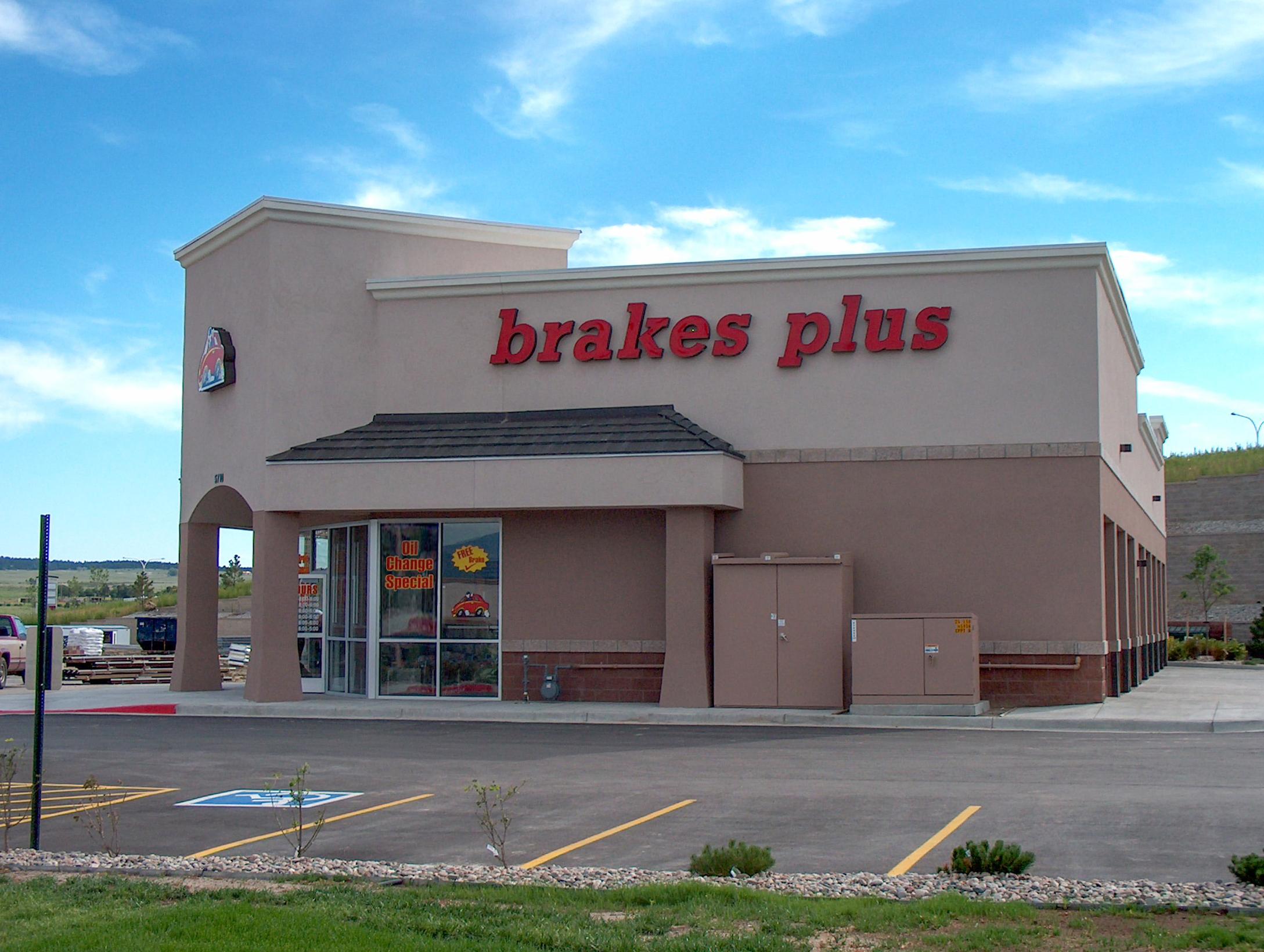 Brakes Plus at Colorado Springs, CO - Powers Peak Center
