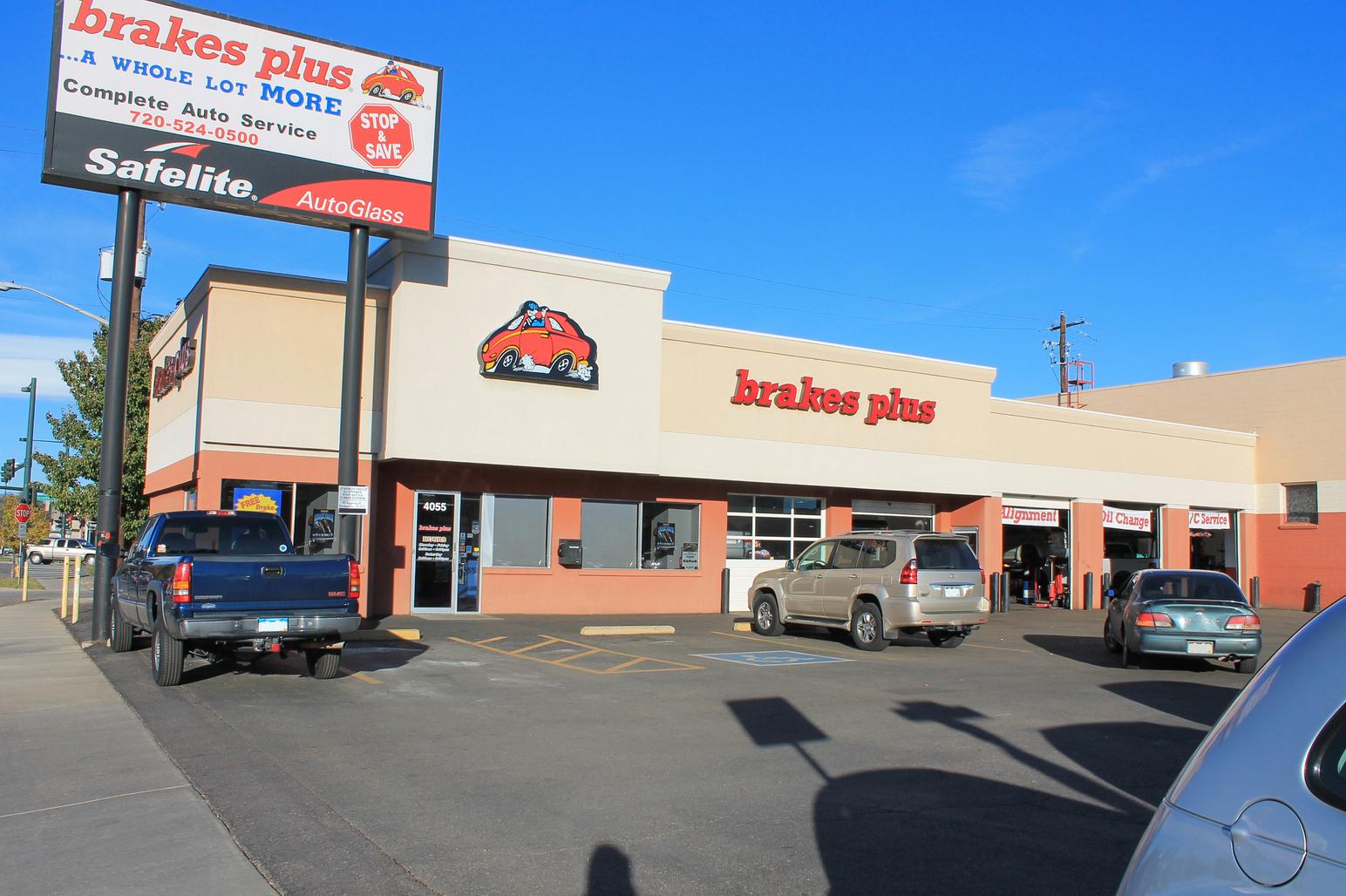 Brakes Plus at Denver, CO - University Hills