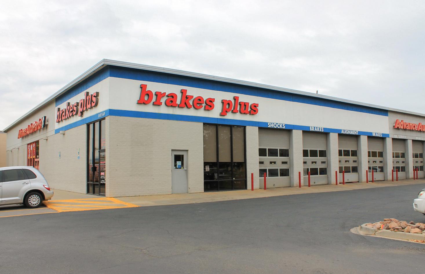 Brakes Plus at Longmont, CO - Safeway Plaza