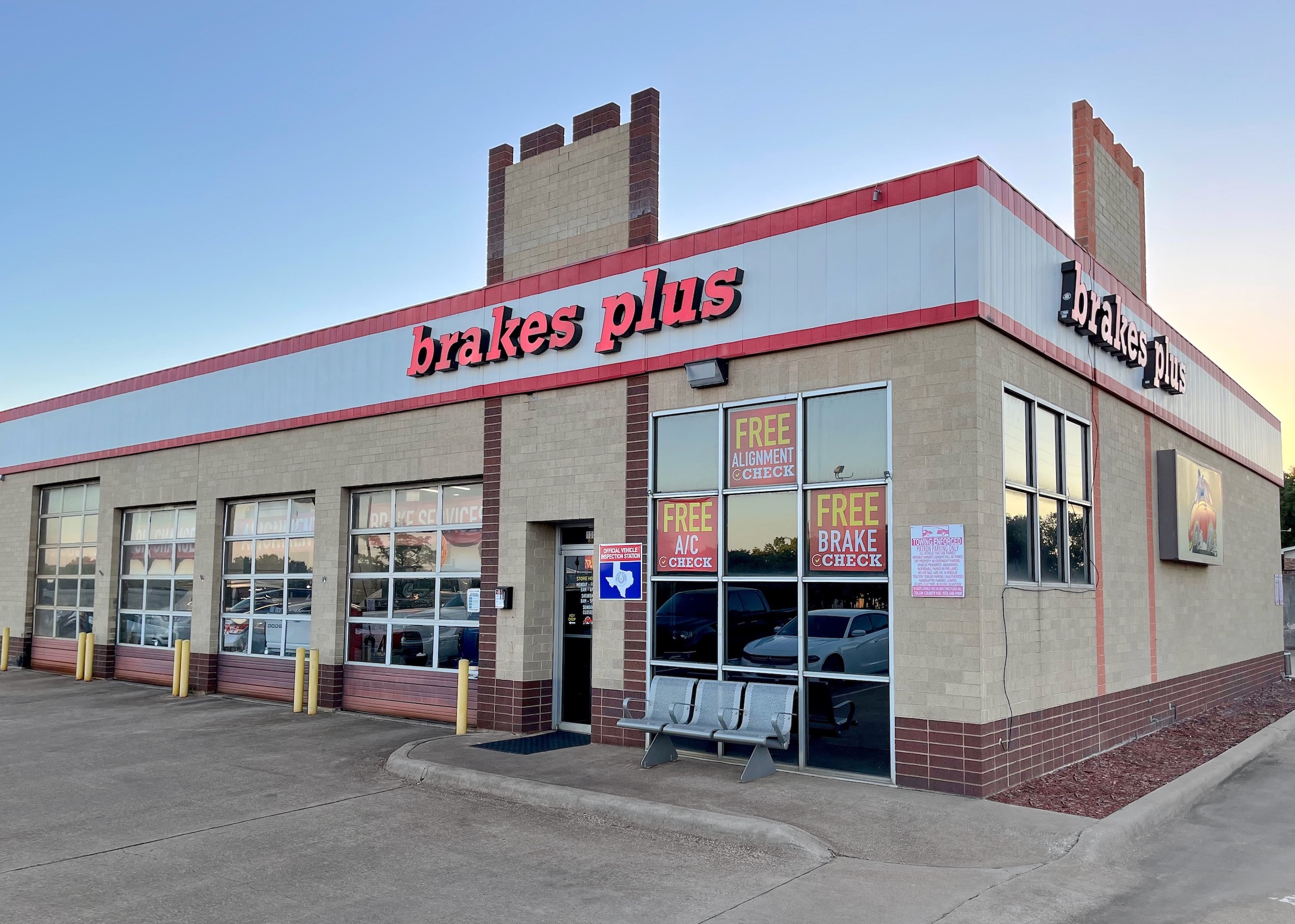 Brakes Plus at Carrollton, TX - Frankford