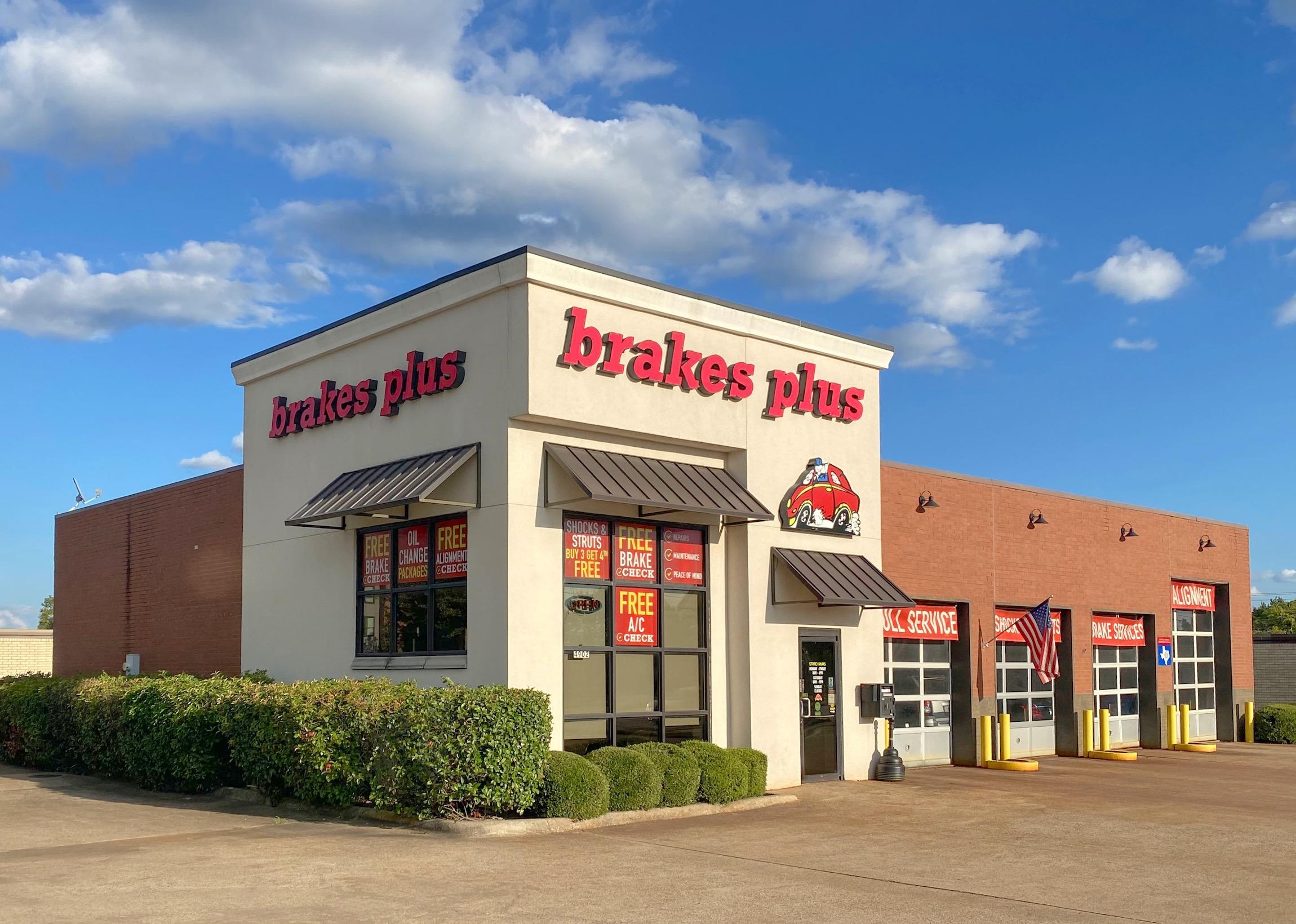 Brakes Plus at Rowlett, TX - Rowlett Center
