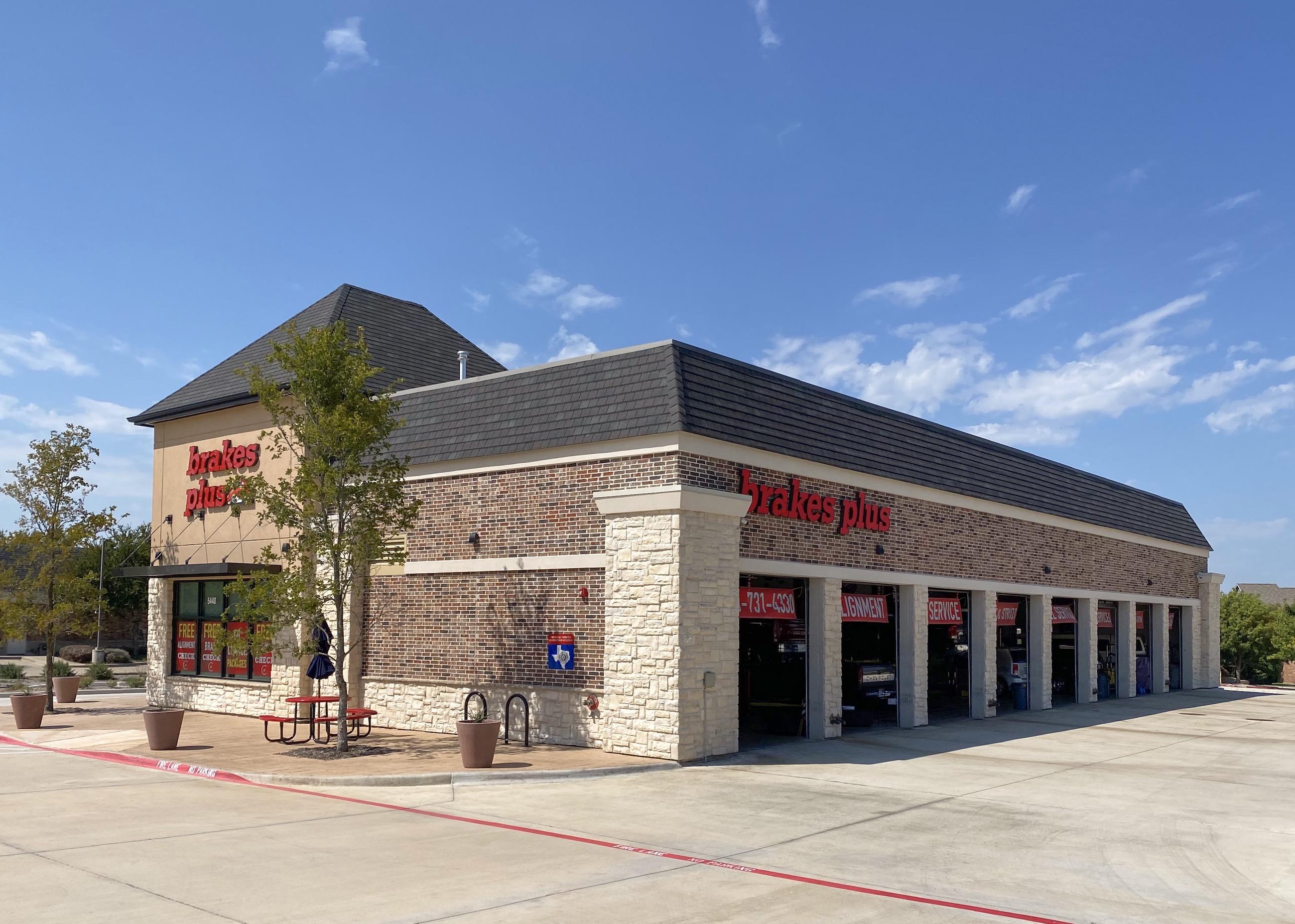 Brakes Plus at Frisco, TX - Legacy