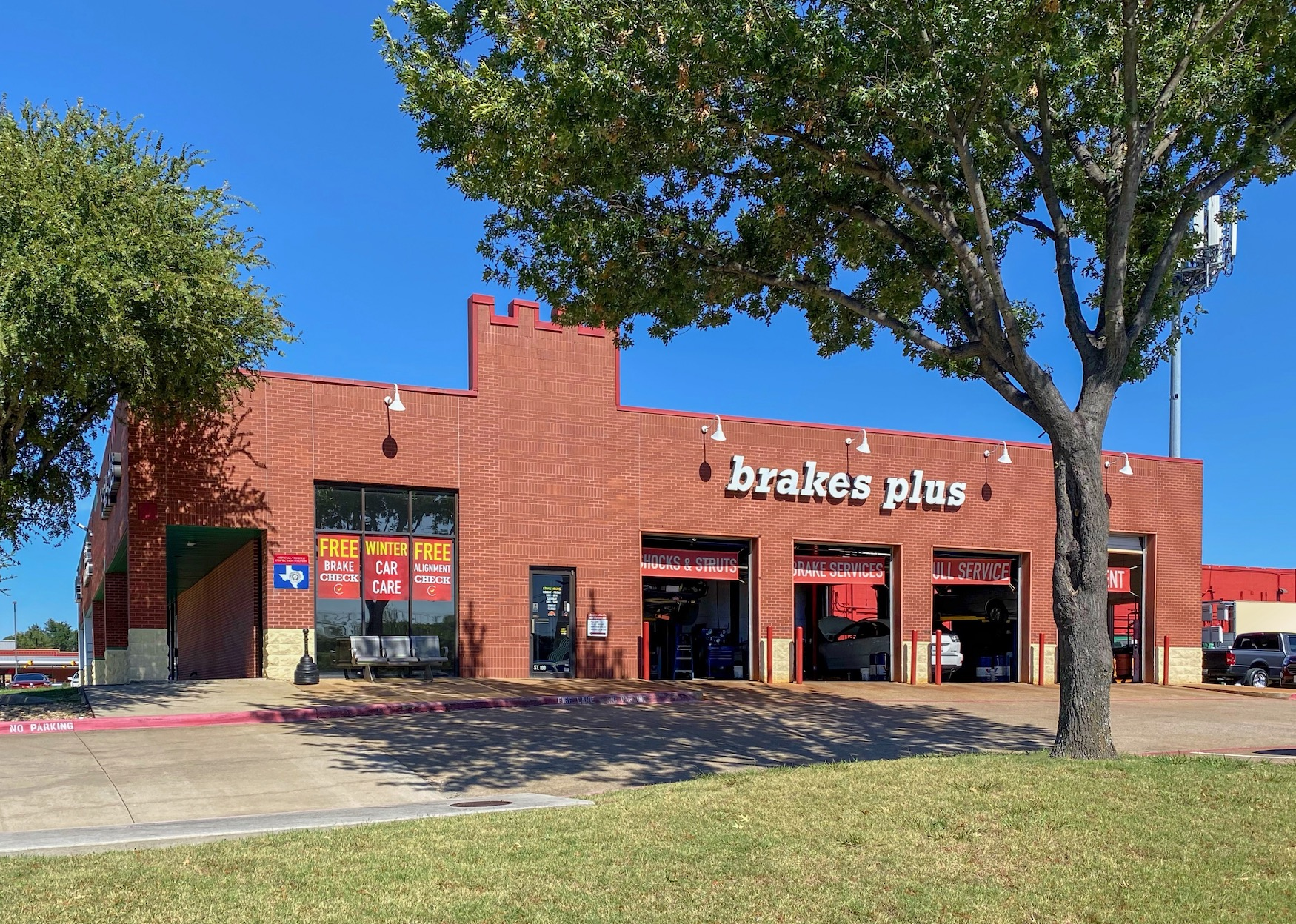Brakes Plus at Plano, TX - Coit Road