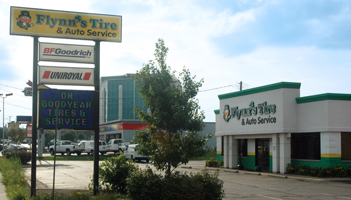 Flynn S Tire And Auto Service