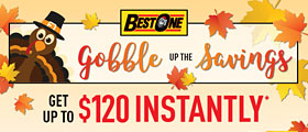 Best One Gobble Up The Savings