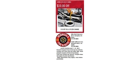 $10.00 Off Oil and Filter Change