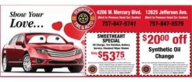 February Coupons!