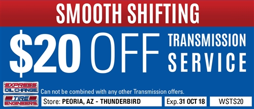 $20 off transmission service