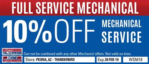 Mechanical Service - Peoria
