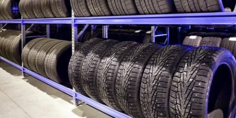Where you live and the type of weather you encounter are also important considerations. Click here to read more about choosing tires!